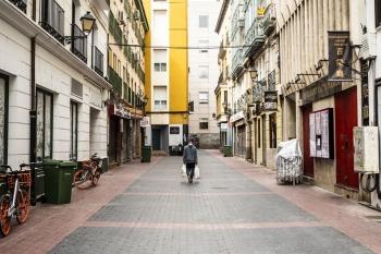 Calle Alfonso Coronavirus