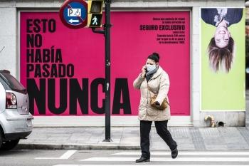 Zaragoza - Coronavirus