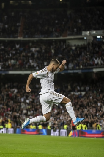 Hazard-celebrando-un-gol-Real-Madrid