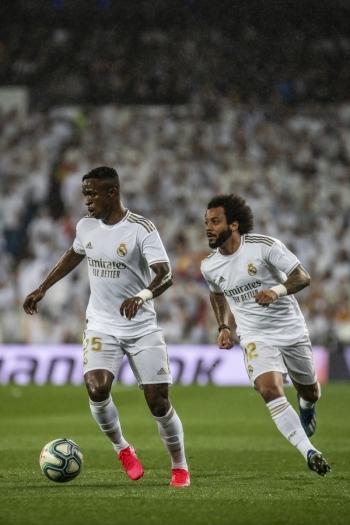 Vinicius y Marcelo
