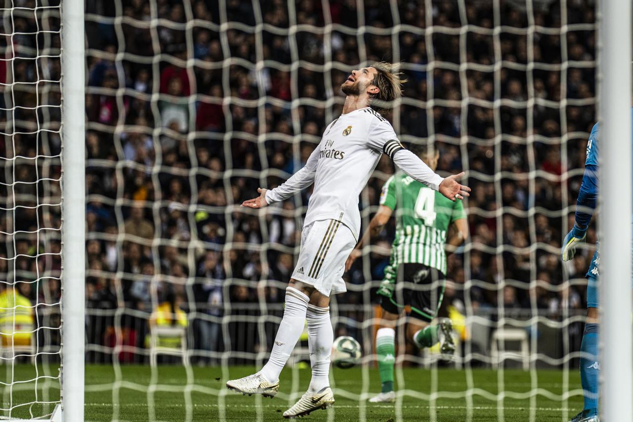 Sergio Ramos Real Madrid - Portfolio