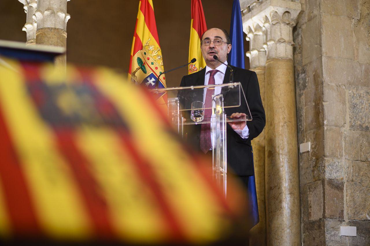 Javier Lamban Discurso toma de posesión 2019 - Proyectos